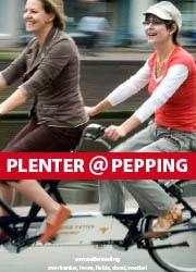 Plenter pepping